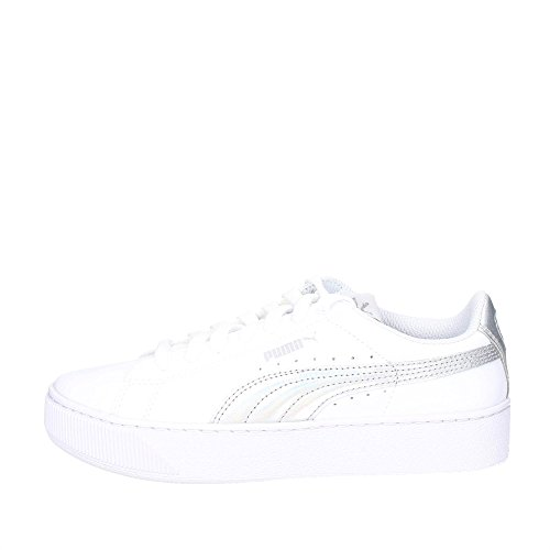 PUMA 365629 Sneakers Donna Bianco-argento
