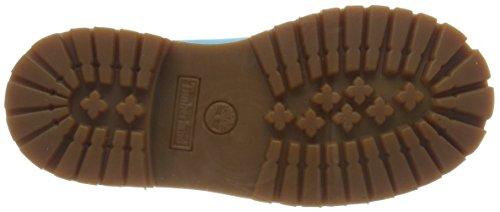 Timberland Unisex Kids  6 Inch Premium Waterproof Classic Boots   Scuba Blue Waterbuck 414   2 UK 2 UK