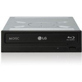 Blu-ray Combo Sata Lg Black 12x Ch12ns40 Bulk
