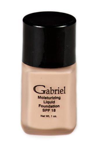 Moisturizing Liquid Foundation Rose Beige by Gabriel Cosmetics -