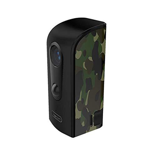 TianranRT Freecam Outdoor Drahtlos Batterie Powered WiFi Kamera HD Home Sicherheit Kamera (Tarnen) (Sicherheits-kamera-bluetooth)