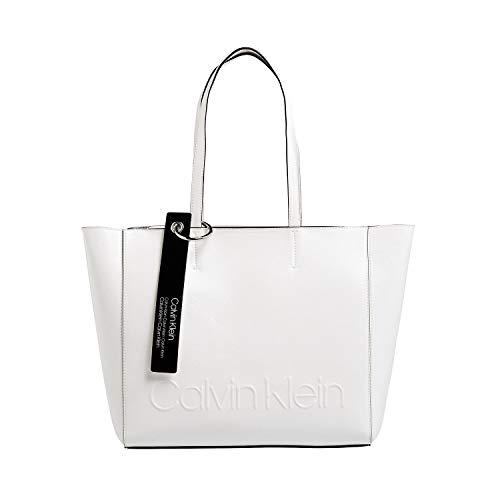 Calvin Klein Donna Borsa Bianco Mod. K605051