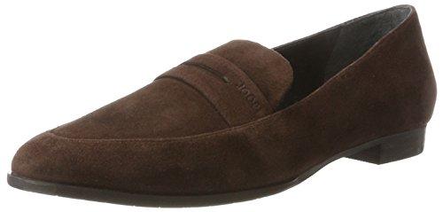 JOOP! Damen Platia Ismene Loafer Lfo 3 Mokassin, Braun (Dark Brown), 40 EU (Loafer Schuhe Mokassin)