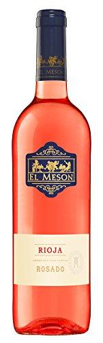 6 x 0,75l - 2017er - El Meson - Rosado - Rioja D.O.Ca. - Spanien - Rosé-Wein trocken