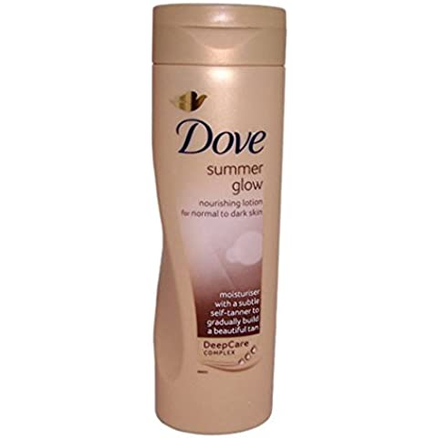 Dove Summer Glow Body Lotion Normal to Dark 250ml by