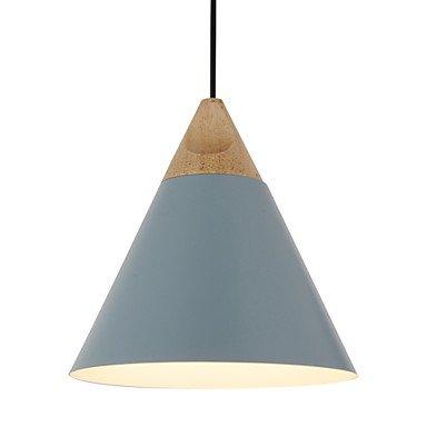 wss-lustre-mini-lustres-coniques-dart-1-lumire-simple-moderne-couleur-noir-blanc-bleu-poussire-alumi