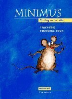 minimus-teachers-resource-book-starting-out-in-latin-tch-edition-by-bell-barbara-published-by-cambri
