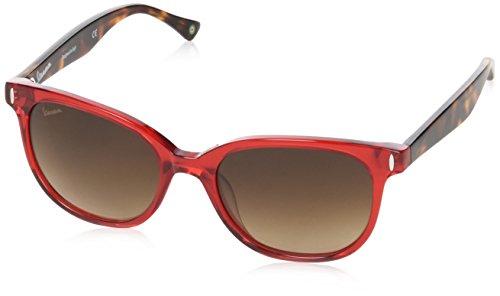 Vespa Eye, Montures de Lunettes Mixte Adulte, Rouge (Rosso), 52