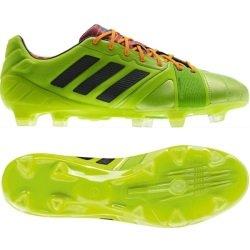 adidas Performance NITROCHARGE 1.0 FG Scarpe da Calcio Football Arancione per Uomo Energysling Energypulse
