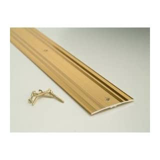 Carpet Cover Strip Extrawide - Gold - 900mm