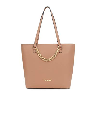 Love Moschino Accessories Chain Detail Shopper Bag One Size CAMEL