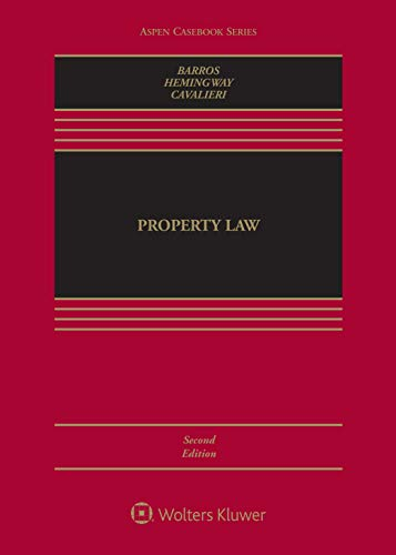 Property Law (Aspen Casebook Series) (English Edition)