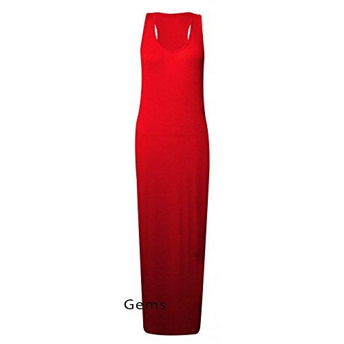 Generic - Robe - Femme Rouge - Rouge