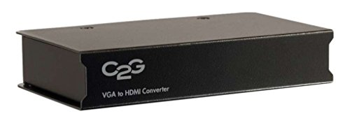 C2G VGA to HDMI Adapter Converter