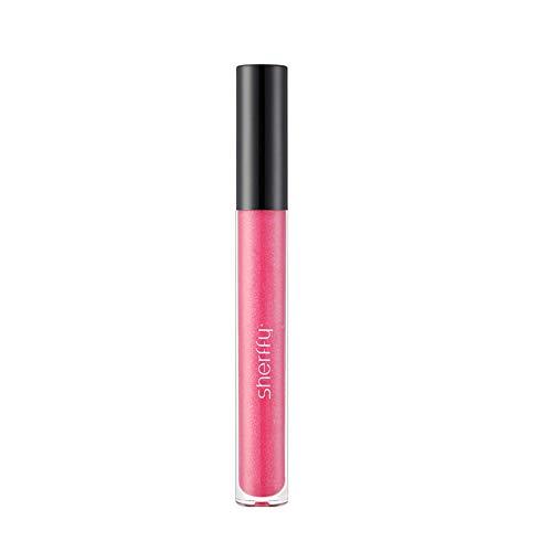 Yazidan 6 Farbe Wasserdicht Flüssigkeit Lippenstift Lange andauernd Lipgloss Lippenstift Kosmetik...
