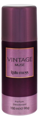 "2x Kate Moss Deodorante ""Vintage Muse"" 150 ml / Deospray"