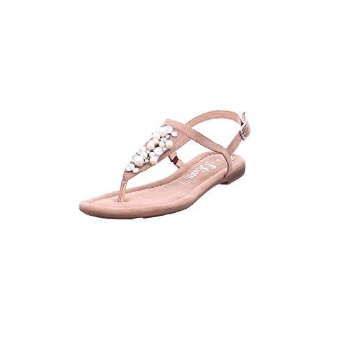 s.Oliver Damen 28105 Zehentrenner pink (old rose)