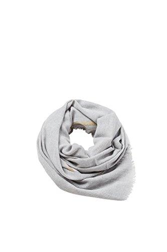 Edc by Esprit Accessoires 087ca1q004 Bufanda, Gris Grey 030, Talla única para Mujer
