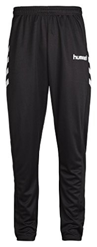Hummel Jungen Pants Core Poly, Black, 176, 32-173-2001