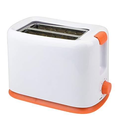 ZKKAW Premium Toaster, Toaster Extra Wide Slots Compact Edelstahl mit Defrost Reheat Button Toaster es Removable Crumb Tray Einsatz für die Küche