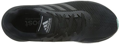 adidas Damen Vengeful W Laufschuhe Black (Negbas / Negbas / Verhie)