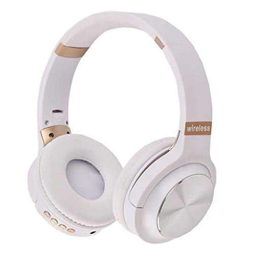 Bluetooth Kopfhörer, CHshe Drahtloses Headset Faltbare Bluetooth 4.1 Stereo Eingebautes Mikrofon Support-Karte Over Ear Kopfhörer Musik Ohrenschützer Headset -