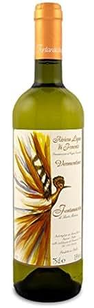 Fontanacota - Vino Vermentino Riviera Ligure di Ponente - 2014 - 1 Bottiglia da 750 ml