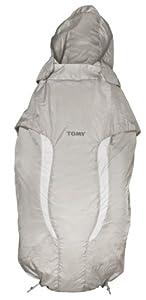 Tomy 71163 Trust Tomy - Bolso transportador impermeable para bebés Importado de Alemania