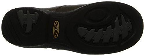Keen Tyretread Ankle Damen Schuhe Ankle Boots Stiefelette Booty Winter Leder Grau
