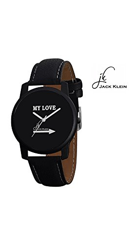 Jack Klein Stylish Love Edition Watch for Men