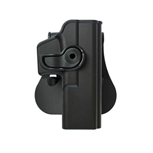 IMI Defense Z1010 tactique Rétention Holster caché portez ROTO rotation étui de revolver pour Glock 17/22/28/31/34 Gen 4 compatible pistolet