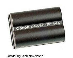 Canon Li-Ion Akku Battery Pack (7,4 V, 1100 mAh) für Canon EOS, Powershot und Canon Camcorder