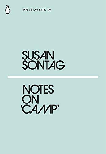 Notes on Camp (Penguin Modern)
