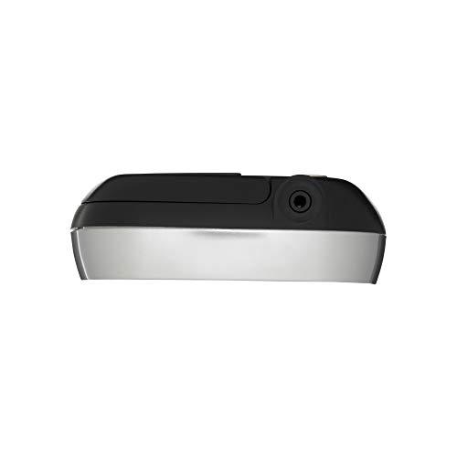 WMF Digitales BBQ Brat-/ Grillthermometer, mit LED-Touchdisplay, Timer, 5 Garstufen, Magnethalterung, 1m Reichweite