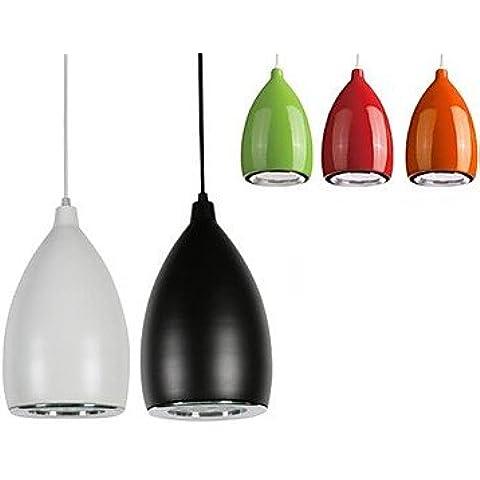 Illuminazione jiaily 12w LED luce pendente zucca