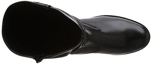 Gabor Comfort Sport, Stivali Donna Nero (Schw Micro/sschw)