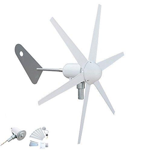 Generador turbina viento control carga 300
