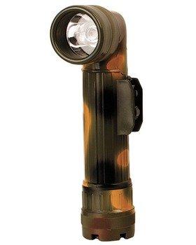 Kombat, Winkel-Taschenlampe, benötigt 2 AA-Batterien (im Lieferumfang enthalten) Mehrfarbig Camouflage