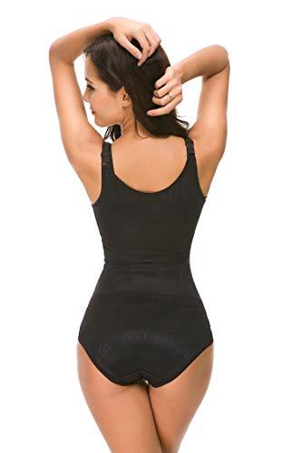 Arblove nuovo body donna intimo modellante sexy e elegante snellente corsetto corpo shaper push up seno contenitivo pancia fianchi