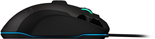 Roccat Tyon All Action Multi-Button Gaming Laser-Maus (8200dpi, 14-Tasten, USB) grau/schwarz - 7