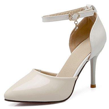 Zormey Frauen Schuhe Aus Lackleder/Stiletto Heel/D'Orsay & Amp Zweiteilige/Schuhe Heels Party & Amp Abend-/Kleid Blau US7.5 / EU38 / UK5.5 / CN38