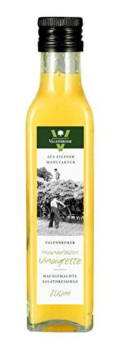 Rittergut Valenbrook Holunderblüten Vinaigrette-Hausgemachtes Salatdressing, 2er Pack (2 x 250 ml)