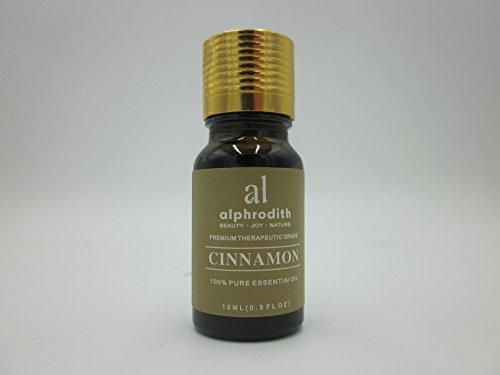 Premium aromaterapia olio essenziale di cannella 100% biologico puro non diluito terapeutico...