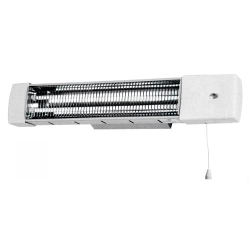 Gsc-Radiator 600-1200 Watts Halogen Bathroom