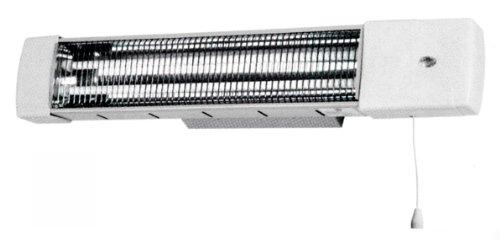 ORC Halogen-Heizstrahler für Badezimmer 600-1.200 Watt
