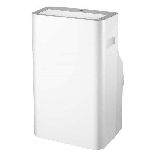 Midea SILENT COOL-26 64dB 1200W Color blanco - aire acondicionado portátil (A, 1 kWh, 1200 W, 220-240 V, 50 Hz, 4,5 A)