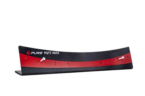 Unbekannt Pure 2Improve Golf Putt Pfad Trainingshilfe Golfschwung Länge 60cm
