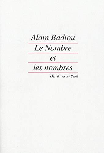 Le Nombre et les Nombres (Des Travaux) (French Edition) eBook ...