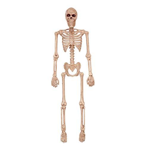 XXHDYR Halloween Dekoration Bar KTV Spukhaus Requisiten Streich Puppe Mini Truss Halloween liefert (Halloween Puppe Streich)