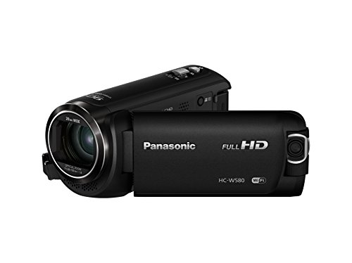 Panasonic HC-W580EB-K Black